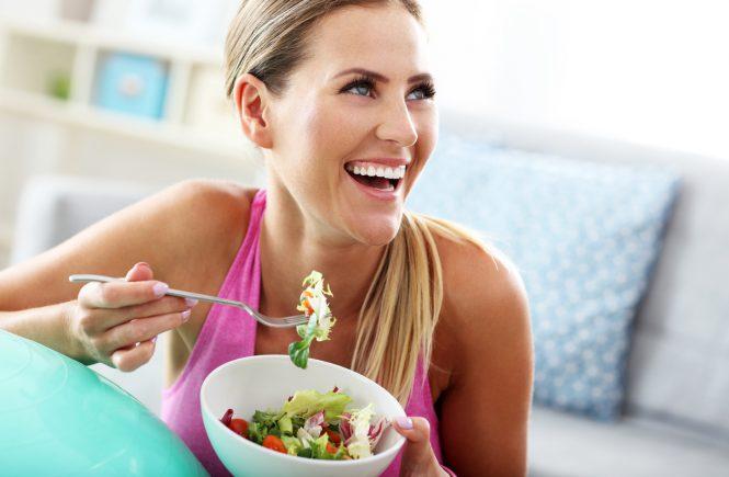 gesund abnehmen spaß